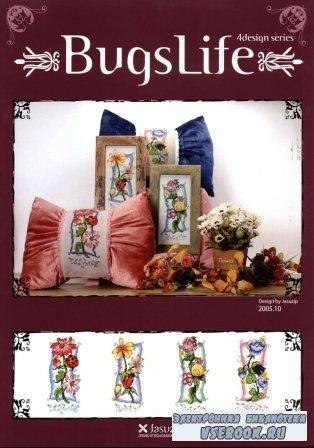 Буклет со схемами для вышивки крестиком