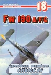 Focke-Wulf Fw-190 A/F/G Cz. 2 (Monografie Lotnicze 18)