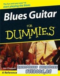 Blues Guitar for Dummies + CD