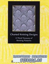 Charted Knitting Designs : A Third Treasury of Knitting Patterns