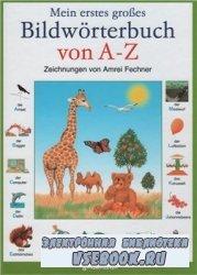 Mein erstes grosses Bildworterbuch von A-Z/( Мой первый большой словарь с к ...