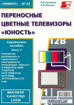 Переносные цветные телевизоры