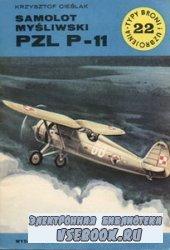 PZL P.11 [Typy Broni i Uzbrojenia 022]