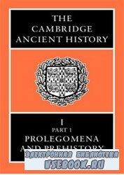 The Cambridge Ancient History / Кембриджская Древняя история. 14 Томов.