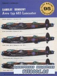 Samolot bombowy Avro typ 683 Lancaster [Typy Broni i Uzbrojenia 095]