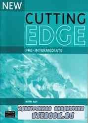 New Cutting Edge. Pre-intermediate (Workbook)