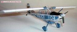 Бумажная модель - Aeroplanes DAR-21 LZ-DPI