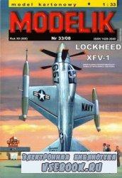 Modelik №33 2008 - Экспериментальный самолет Lockheed XFV-1