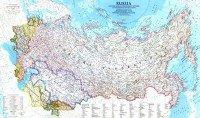 Подробная карта России, найдется все!