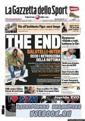 La Gazzetta dello Sport ( 22-23-04-2010 )