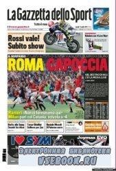 La Gazzetta dello Sport ( 12-04-2010 )
