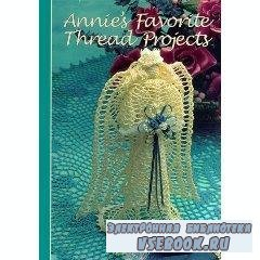 Annie's Favorite Thread Projects