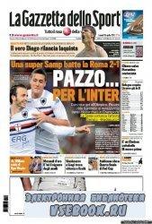 La Gazzetta dello Sport ( 26-27-04-2010 )