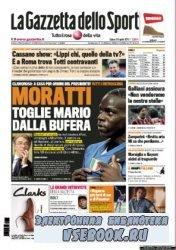 La Gazzetta dello Sport ( 24-25-04-2010 )