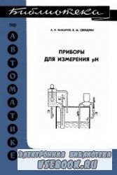 Приборы для измерения pH