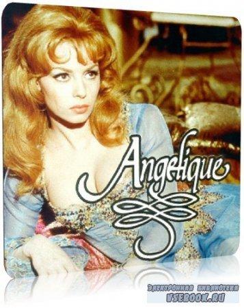 Анжелика в Мятеже (аудиокнига)