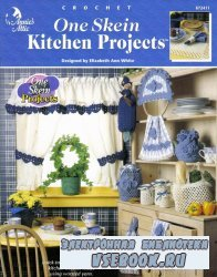 Crochet One Skein Kitchen Projects