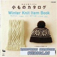 Ondori  Winter knit item book