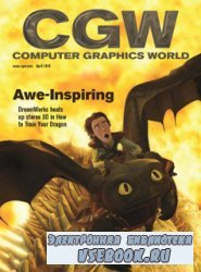 Computer Graphics World. April 2010. Volume 33. Number 4