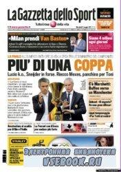 La Gazzetta dello Sport ( 5-6-05-2010 )