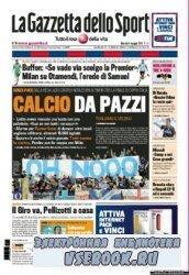 La Gazzetta dello Sport ( 3-4-05-2010 )