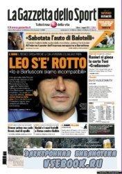 La Gazzetta dello Sport ( 28-29-30/04 - 1/05-2010 )