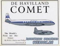 De Havilland Comet. The World's First Jet Airliner
