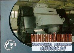 Minenraumer [Model Detail Photo Monograph 13]