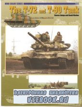 The T-72 and T-90 Tank (Concord - 7508)
