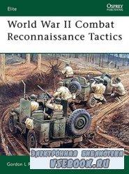 World War II Combat Reconnaissance Tactics (Osprey ELI № 156)