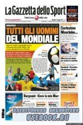 La Gazzetta dello Sport ( 10-11-12-05-2010 )