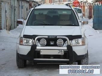 Руководство по техническому обслуживанию и эксплуатации автомобилей Honda C ...
