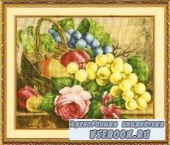 Золотое руно ФИ-005 Корзина с фруктами