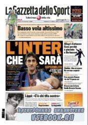 La Gazzetta dello Sport ( 22-23-24-05-2010 )