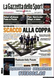La Gazzetta dello Sport ( 20-21-05-2010 )
