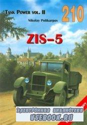 Tank Power vol. II. ZIS-5 (Militaria 210)