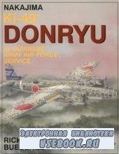 Nakajima Ki-49 Donryu in Japanese Army Air Force Service (Schiffer Military ...