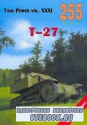 Tank Power vol.XXXI. T-27 (Militaria 255)