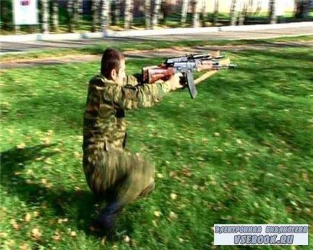 """Физическая подготовка разведчика Боевая система """"спецназ"""""""