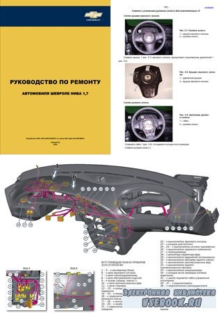 Chevrolet Niva. Руководство по эксплуатации и ремонту