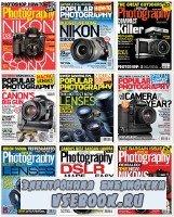 Подшивка журнала: Popular Photography. 14 номеров (2010-февраль/2011) PDF