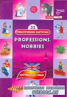 Professions, hobbies/профессии, хобби