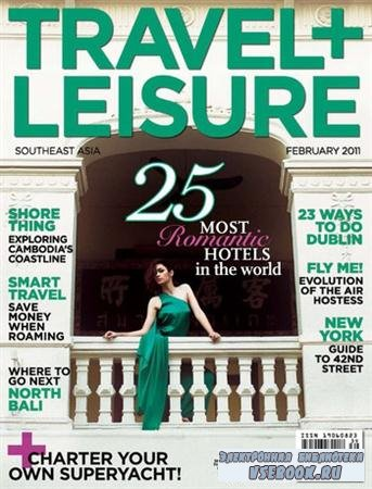 Travel + Leisure Southeast Asia (февраль 2011 года) PDF