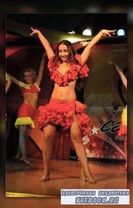 Клубные танцы Сальса ассорти (2005/DVDRip)