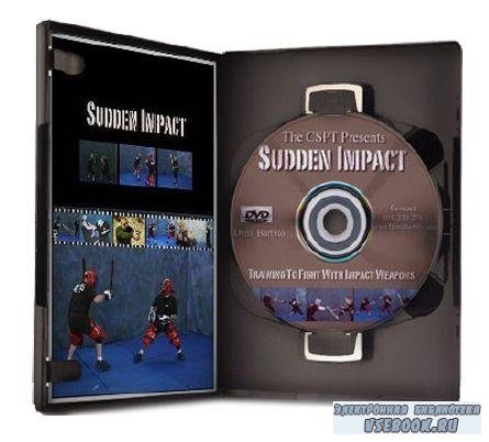 Внезапный удар/Sudden Impact (2009/DVDRip)