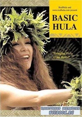 Гавайские танцы. Basic Hula (2010/DVDRip)