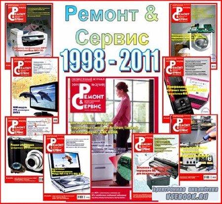 Ремонт и сервис (архив журналов 1998 - 2011)