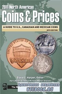 2011 North American Coins and Prices 20th Edition