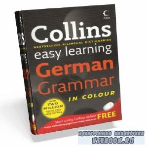 Collins Easy Learning German Grammar in colour