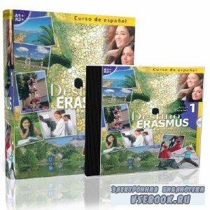 Destino Erasmus. Nivel 1. Учебник разговорного испанского для иностранцев ( ...